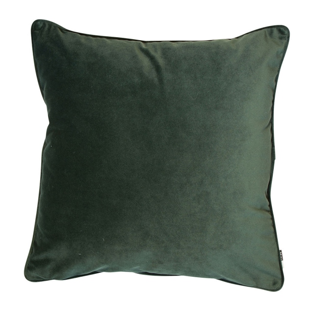 Regal Velvet Cushion Pine Green