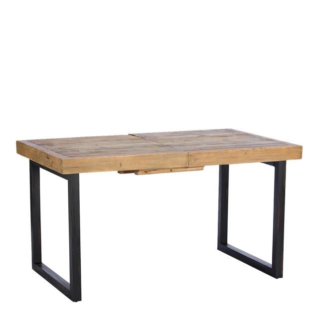 Delta - 140cm to 180cm Fully Ext Dining Table