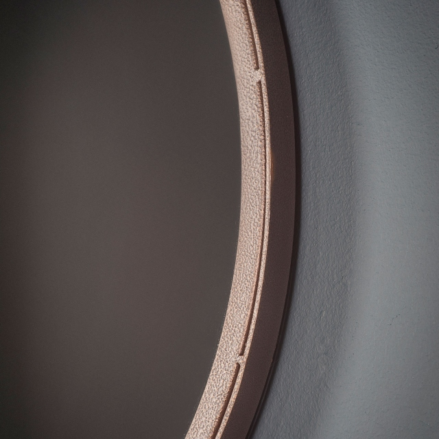 Broome Round Mirror Small