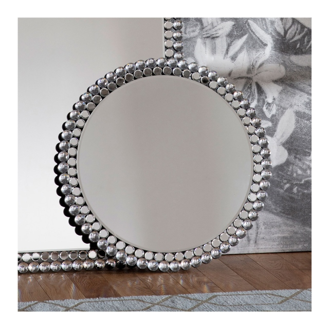 Andromeda Round Mirror Small