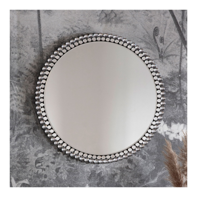 Andromeda Round Mirror Large All Mirrors Fishpools