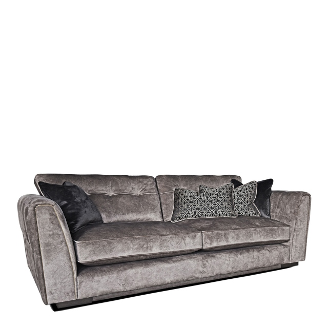 Sophie - 4 Seat Split Sofa In Fabric Dapple
