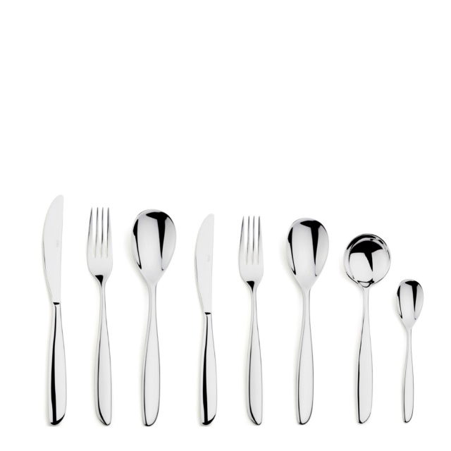 Effra 44 Piece Cutlery Set