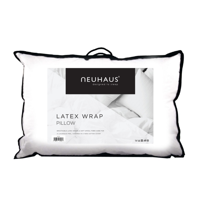 Neuhaus Latex Wrap Pillow