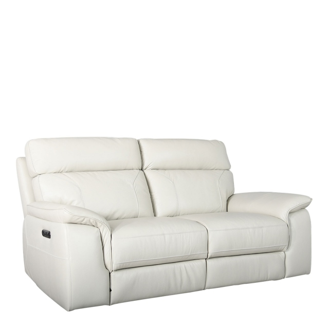 Sorrento - 3 Seat Sofa In Leather
