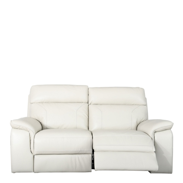 Sorrento - 3 Seat Sofa With Power Recliners In Leather