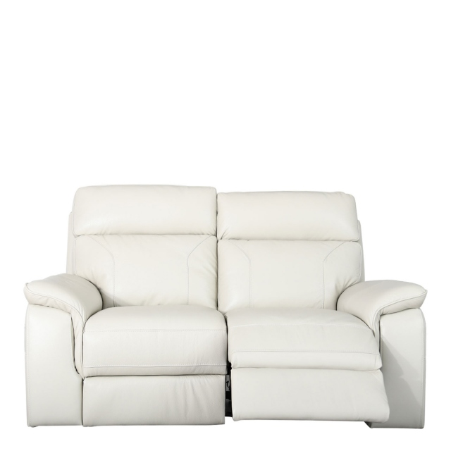 Sorrento - 2 Seat Sofa With Power Recliners In Leather