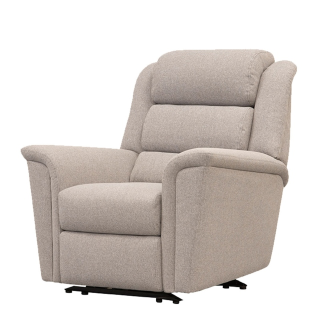 Parker Knoll Colorado - Power Recliner Chair & USB Port In Fabric