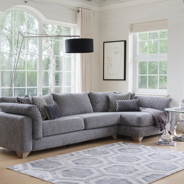 Linara - 3 Seat End Sofa RHF Arm