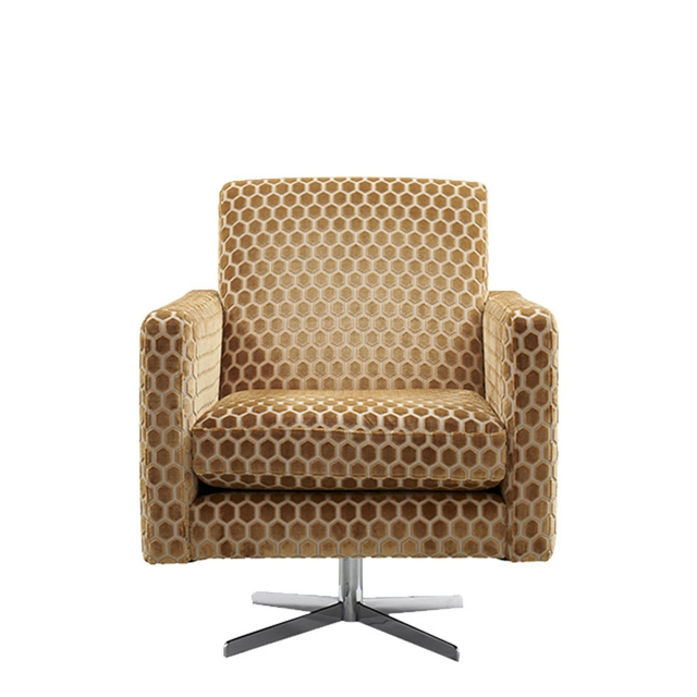 Linara - Club Swivel Chair