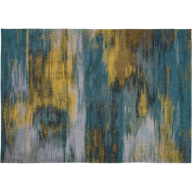 Atlantic Collection Monetti Rug Nymphea Blue 9119 280cm x 360cm