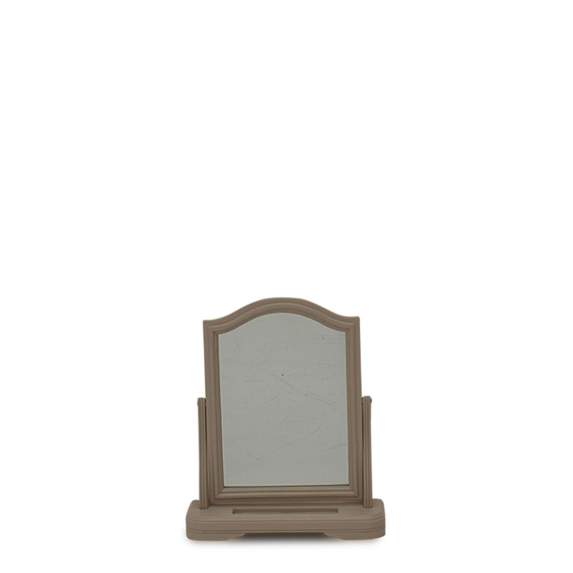 Avignon - Vanity Mirror Taupe Painted Finish