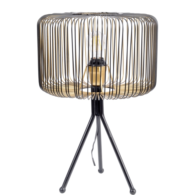 Boros Table Lamp - Brass