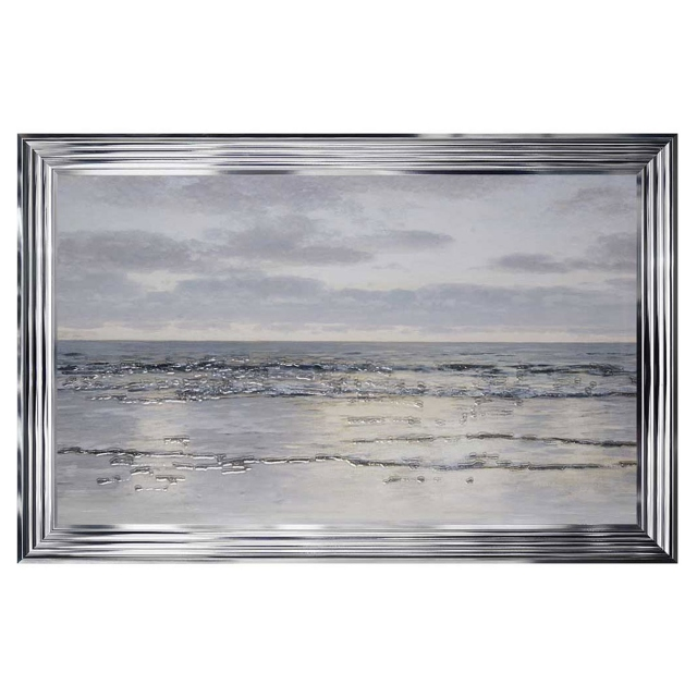 Sunlight Horizon Chrome Stepped Frame