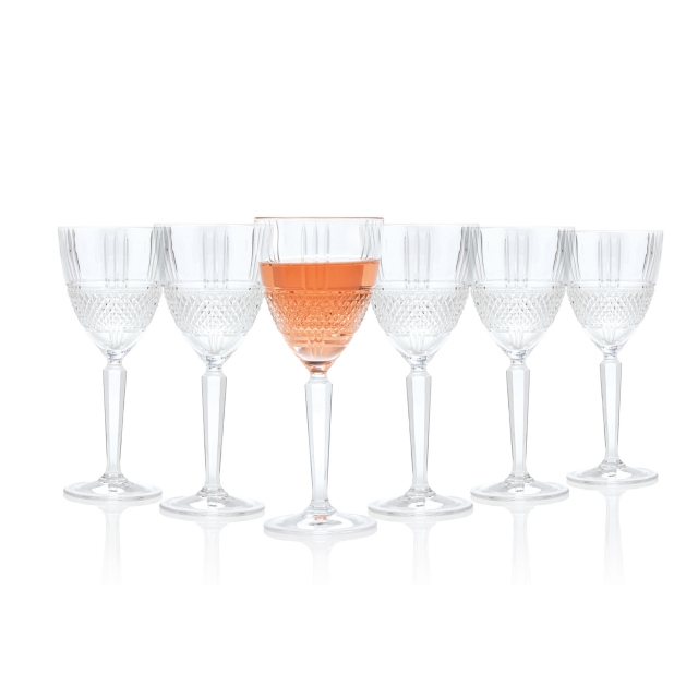 RCR Brillante Red Wine Glasses