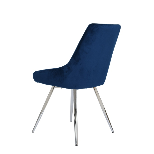 Paolo - Dining Chair In Dark Grey
