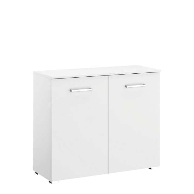 Alpen - 2 Door Chest In AN806 Alpine White