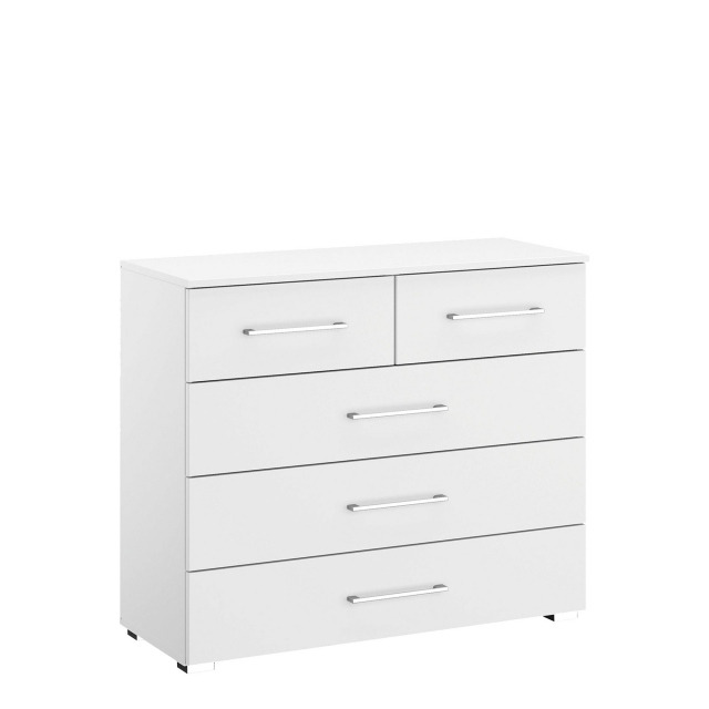 Cologne - 80cm 5 Drawer Chest