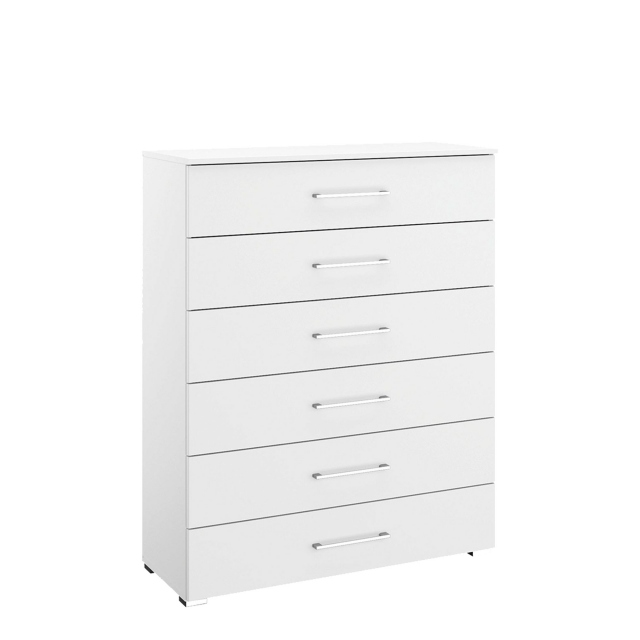 Cologne - 80cm 6 Drawer Chest