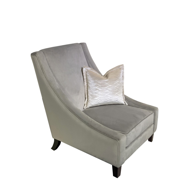 Gabriella - Accent Chair In Fabric Band 1