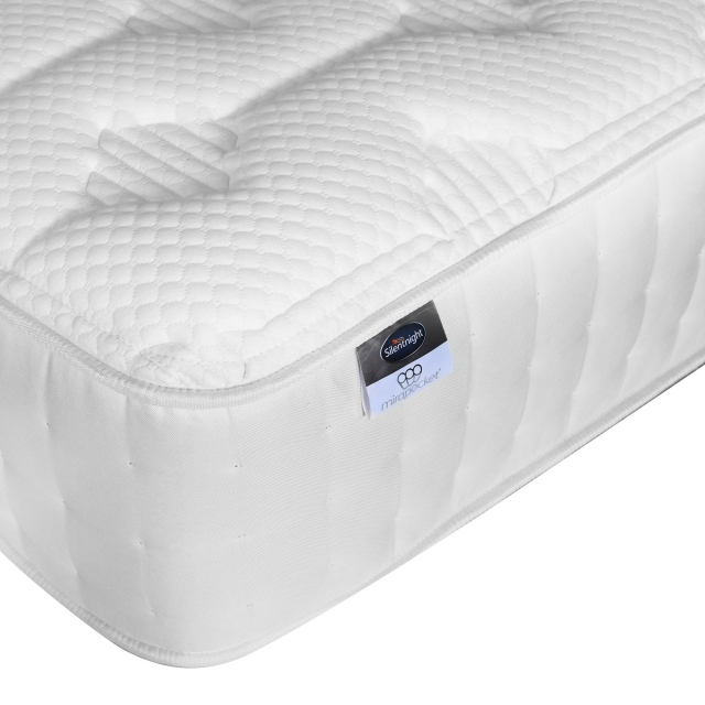 Mattress - Silentnight Champagne Geltex