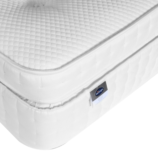 Mattress - Silentnight Palatial Geltex