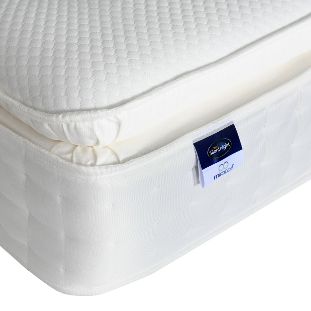 Mattress - Silentnight Parisa Geltex