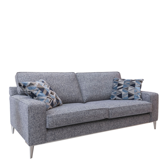 Anneka - 3 Seat Sofa In Fabric