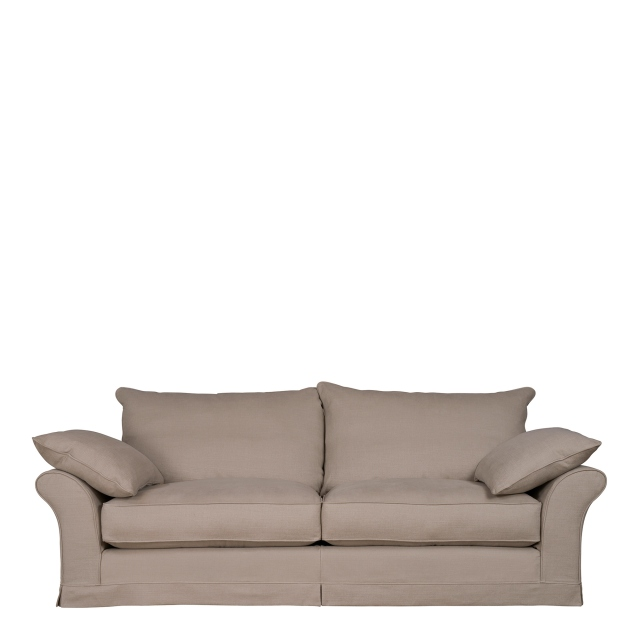 Collins & Hayes Miller - Loose Cover Large Sofa In Fabric Grade E