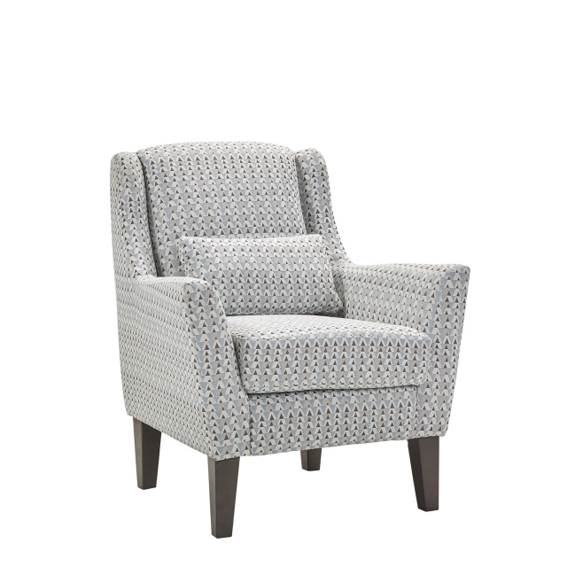 Hetty - Accent Chair In Fabric Moet