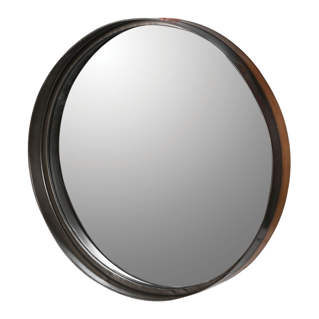 Deep Metal Mirror