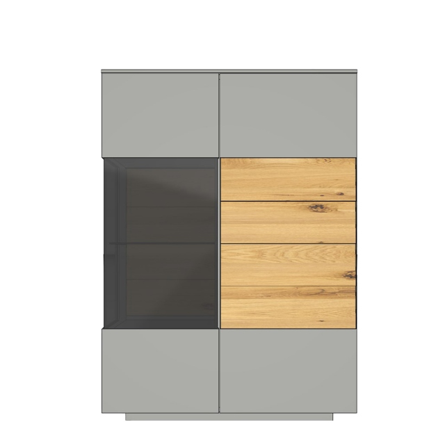 Verona - HB42 Highboard Element with Plinth