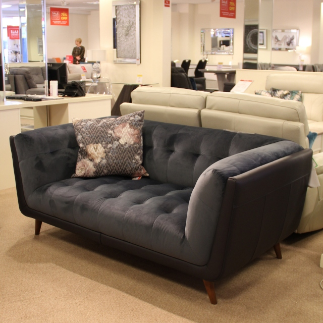 Bolero - 2 Seat Sofa In Fabric