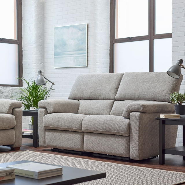 Crafton - Cuddler Sofa