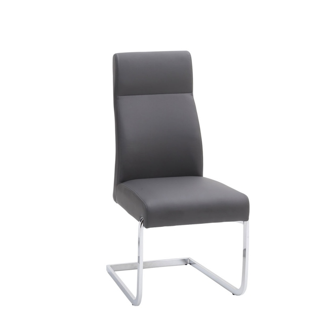 Montale - Dining Chair In Black PU
