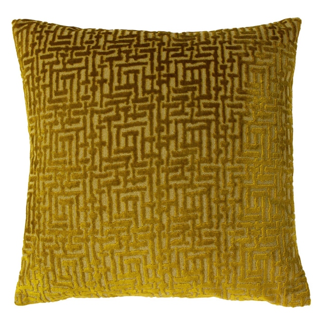 5th Avenue Cushion Gold