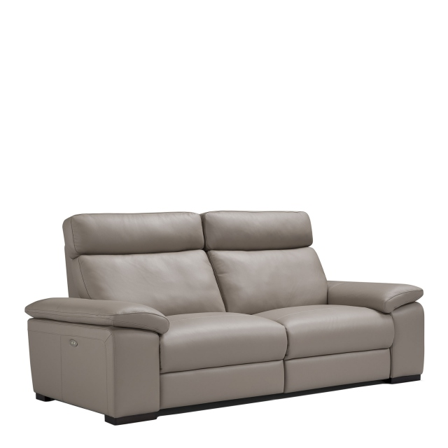 Varese - 3 Seat Sofa In Leather