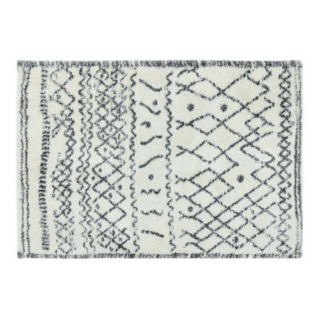 Alto Rug AL04 Cream and Grey