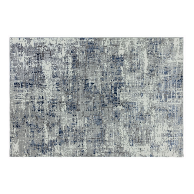 Orion Rug OR04 Abstract Blue