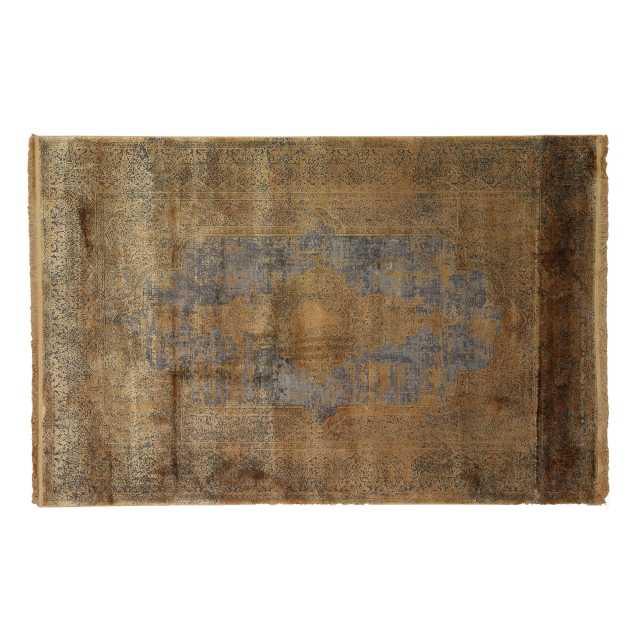 Overdyed Rug Copper