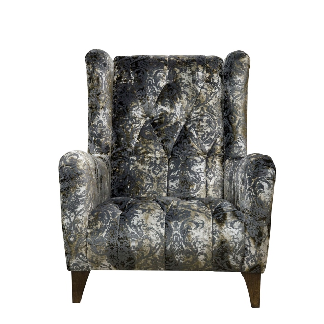 Washington - Accent Chair In Fabric