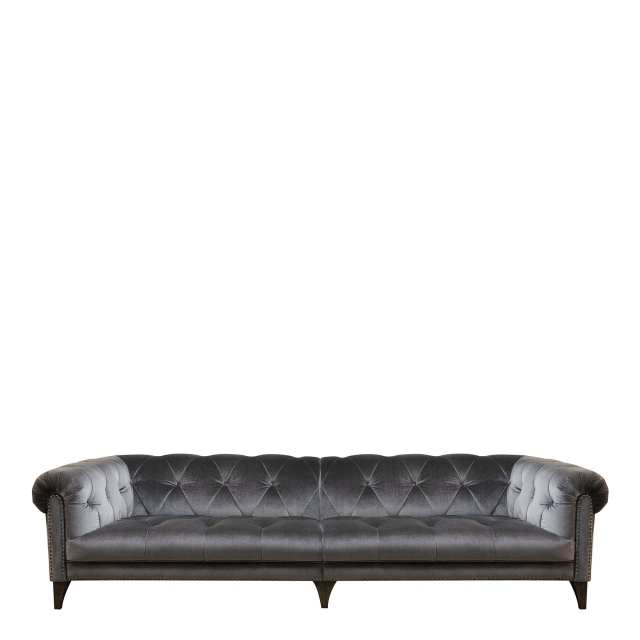 Roosevelt - 4 Seat Deep Sofa In Fabric