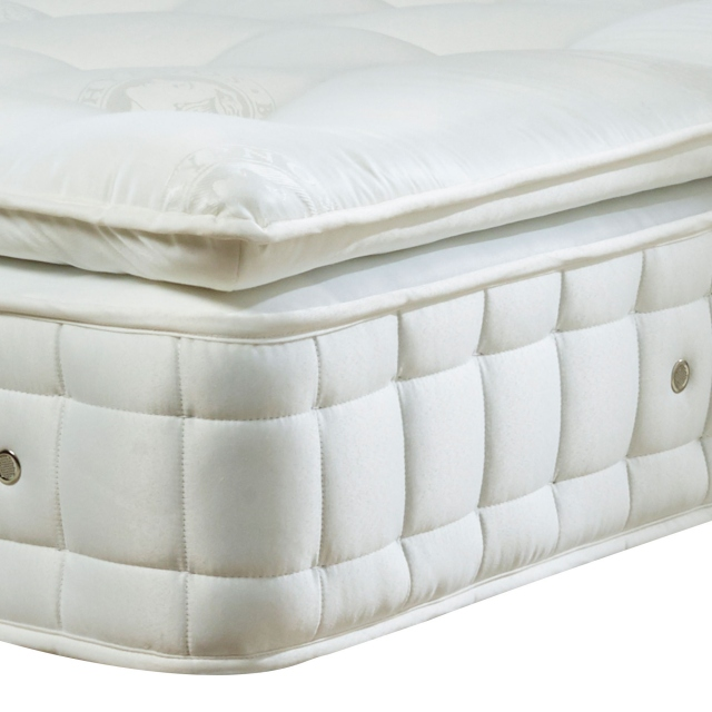 Hypnos Saunderton Pillow Top - Mattress 180cm (Super King)
