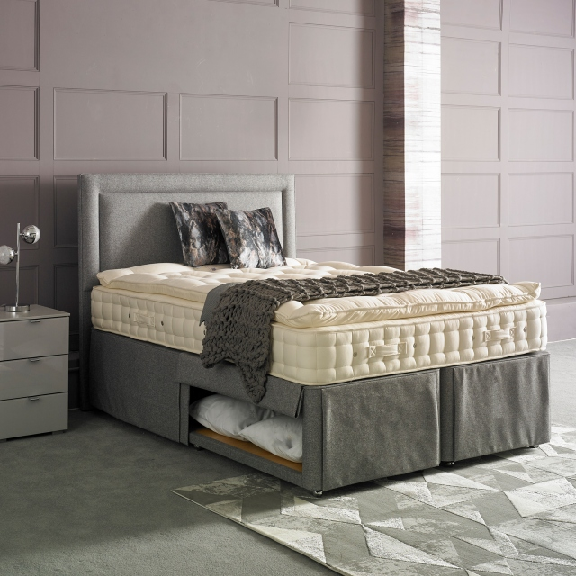 Hypnos Saunderton Pillow Top - Divan Set