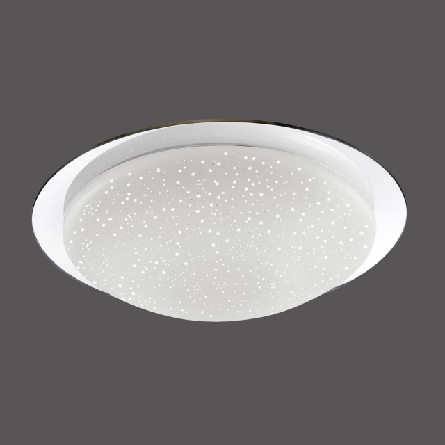 Sparkle LED Med Flush IP44