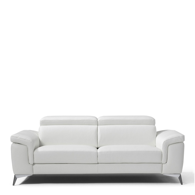 Portofino - 2 Seat Sofa With 2 Power Recliners In Leather