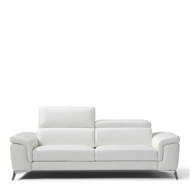 Portofino - 3 Seat Sofa With 2 Power Recliners In Leather