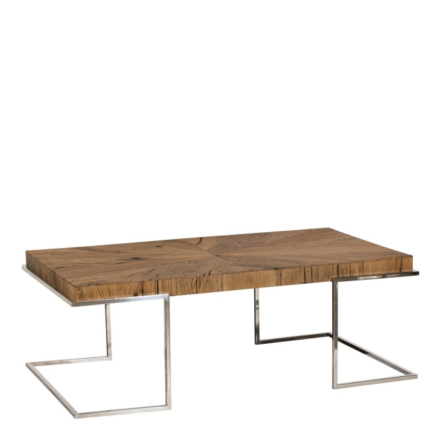 Marseille - Coffee Table In Cracked Oak Finish