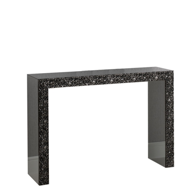 Pacific Grey Console Table