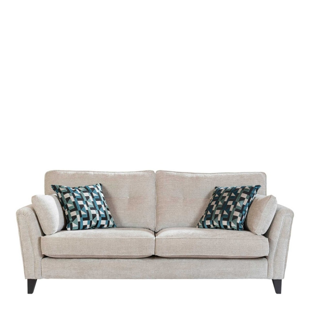 Lola - 4 Seat Sofa In Fabric